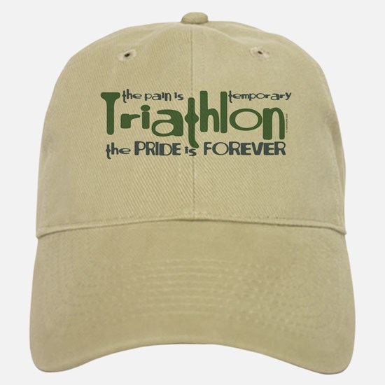 Triathlon - The Pride is Forever Hat