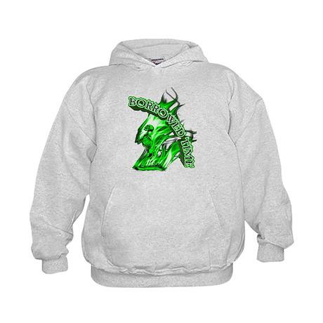SHC Green Kids Hoodie