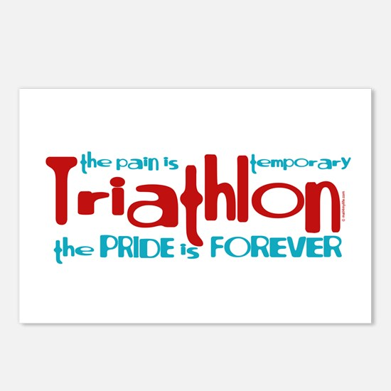 Triathlon - The Pride is Forever Postcards (Packag