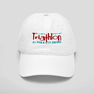 Triathlon - The Pride is Forever Cap