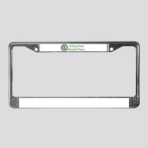 South Carolina State Seal #3 License Plate Frame