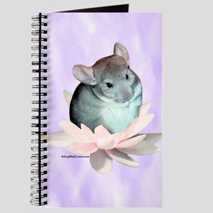 Chin Lily Purple Journal