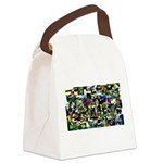 Twilight time Canvas Lunch Bag