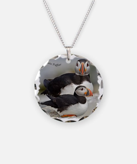 Puffin Tee Necklace