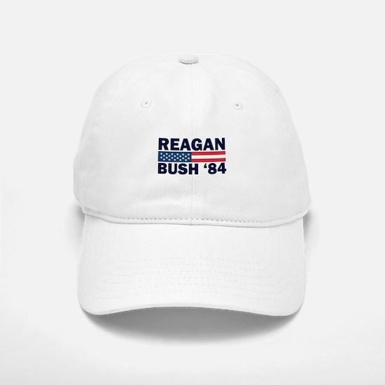 Reagan - Bush 84 Baseball Baseball Cap