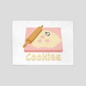 Cookies 5'x7'Area Rug