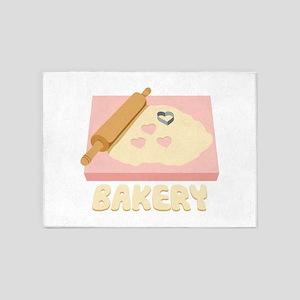 Bakery 5'x7'Area Rug