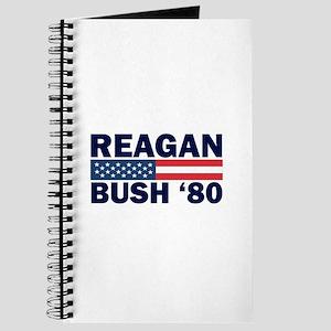 Reagan - Bush 80 Journal