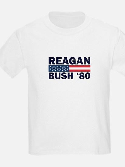 Reagan - Bush 80 T-Shirt