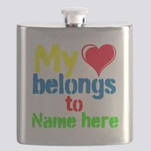 Personalizable,My Heart Belongs To Flask