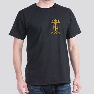 Orthodox Schema Cross Dark T-Shirt