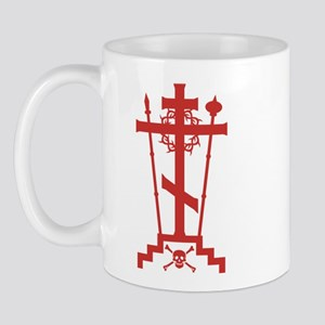 Orthodox Schema Cross Mug