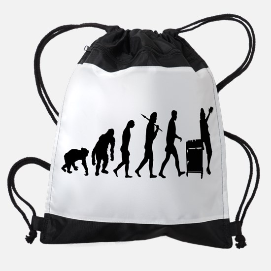 Library Librarian Drawstring Bag