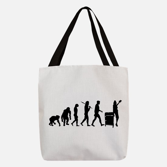 Library Librarian Polyester Tote Bag