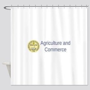 Tennessee State Seal #1 Shower Curtain