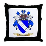Eisenpresser Throw Pillow