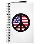 Peace Sign - Flag Journal