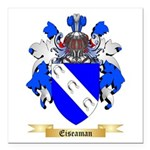 Eiseaman Square Car Magnet 3