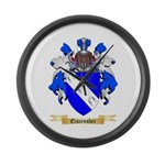Eiscensher Large Wall Clock