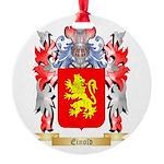 Einold Round Ornament