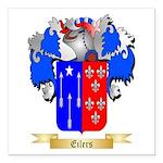 Eilers Square Car Magnet 3
