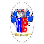 Eilers Sticker (Oval 10 pk)