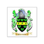 Eikenboom Square Sticker 3