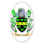 Eikenboom Sticker (Oval)