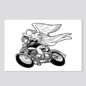 Angel Flight II-a Postcards (Package of 8)
