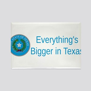 Texas State Seal #5 Magnets
