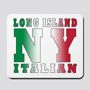 Long Island Italian Mousepad