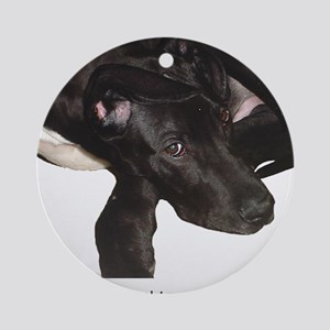Good Ear Day Ornament (Round)