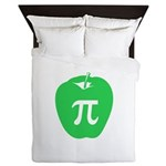 Apple Pi Queen Duvet