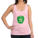 Apple Pi Racerback Tank Top