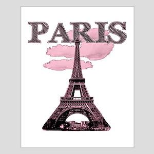 Eiffel Tower-PARIS-PINK Posters
