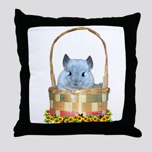 Easter Chin Throw Pillow