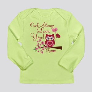 Owl Always Love You Long Sleeve Infant T-Shirt