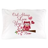 Owl Pillow Cases