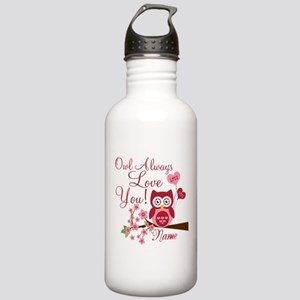 Owl Always Love You Stainless Water Bottle 1.0L