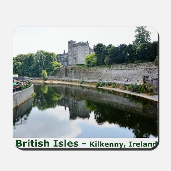 British Isles Mousepad