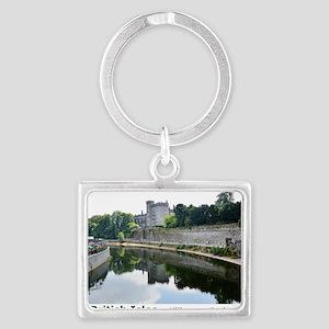 British Isles Landscape Keychain