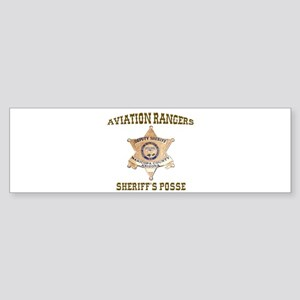 Maricopa County Aviation Rangers Bumper Sticker