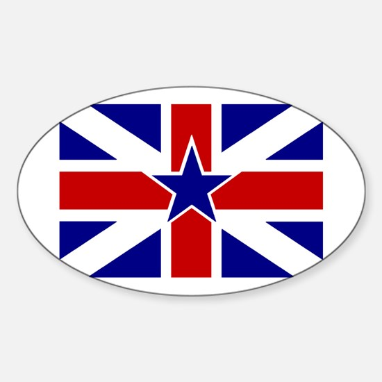 DBWF Outfitters Oval Sticker - The Jack