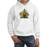 DBWF Outfitters Hooded Sweatshirt (Arms)
