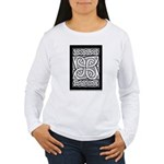 Celtic Cloverleaf Women's Long Sleeve T-Shirt