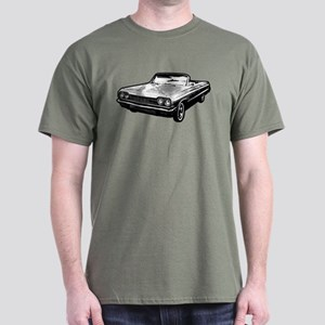 64 impala gray Dark T-Shirt