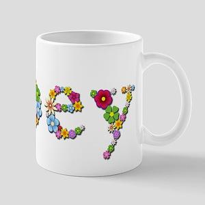 Zoey Bright Flowers Mugs