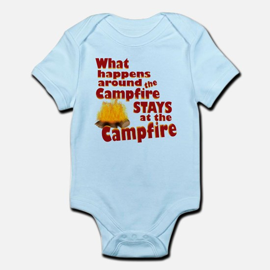 campfire fun Body Suit