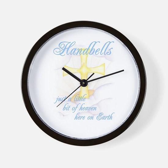 Little Bit of Heaven Wall Clock