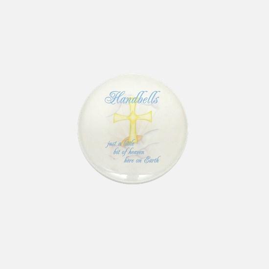 Little Bit of Heaven Mini Button